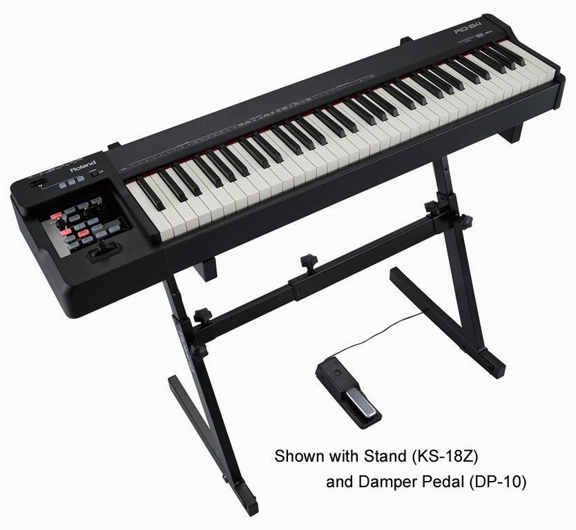 kurnia musik semarang roland rd 64 digital piano. Black Bedroom Furniture Sets. Home Design Ideas