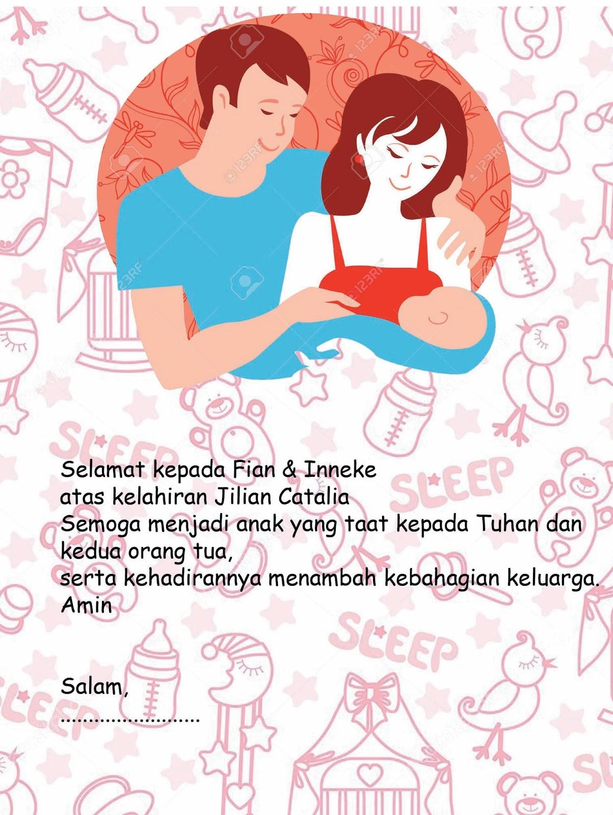 Ucapan Selamat Kelahiran Anak : ucapan, selamat, kelahiran, Gambar, Ucapan, Selamat, Kelahiran