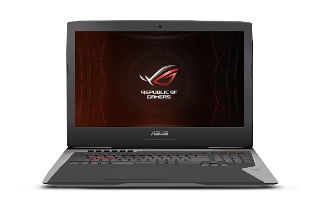 ASUS ROG G752VS-XS74K VR Ready