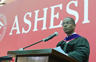 Ashesi founder