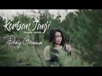 [5.84 Mb] Download Lagu KORBAN JANJI - Reggae Version By Dhevy Geranium
