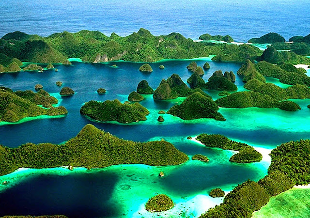 Kepulauan Raja Ampat Yang Eksotis
