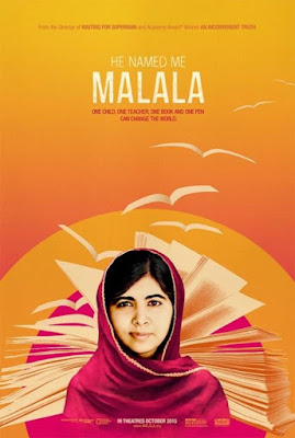 He Named Me Malala 2015 DVD R1 NTSC Latino