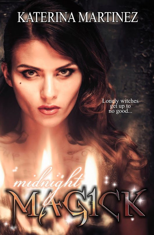 Review, Excerpt, & Giveaway: Midnight Magick by Katerina Martinez