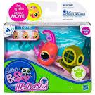 Littlest Pet Shop Walkables Angelfish (#2376) Pet