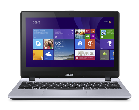New Driver: Acer Aspire V3-112P ELANTECH Touchpad