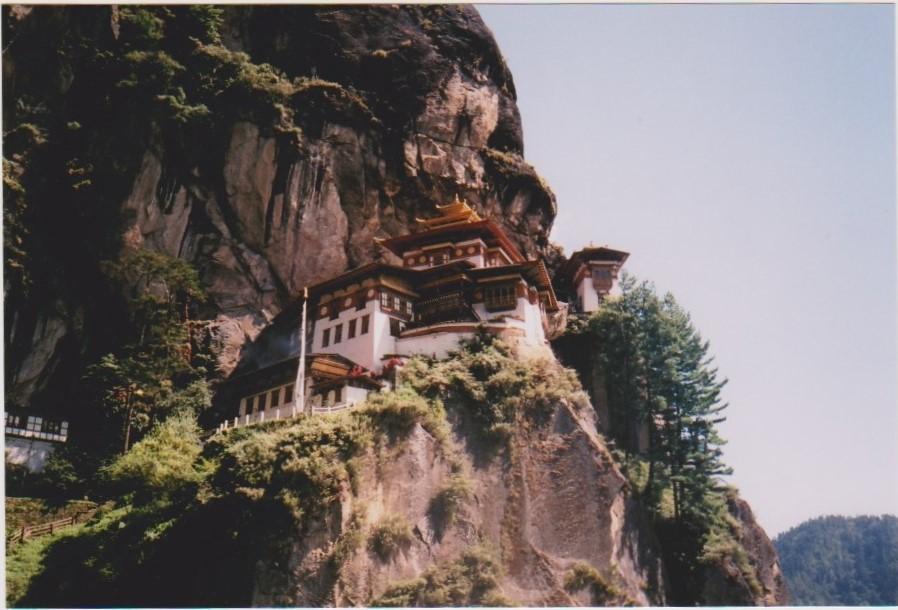 Bhutan Tiger'sNest analog