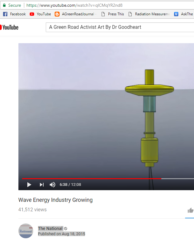 cover letter energy%0A Wave Energy Industry Growing Video  https   youtu be qICMqYR nd  t u   d m  s