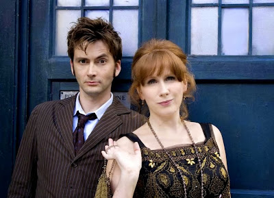 doctor who donna y ten
