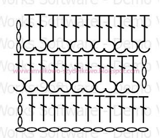 Słupek reliefowy (słupek patentowy lub nakładany)