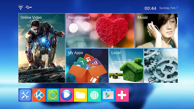 Análise Box Android Beelink M18 32