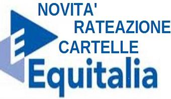 novità 2016 rateizzazione equitalia