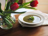 green soup dish