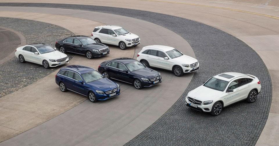 Mercedes-Benz Officially Captures U.S. Luxury Sales Crown