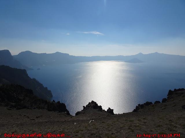 Cloudcap Overlook Crater Lake
