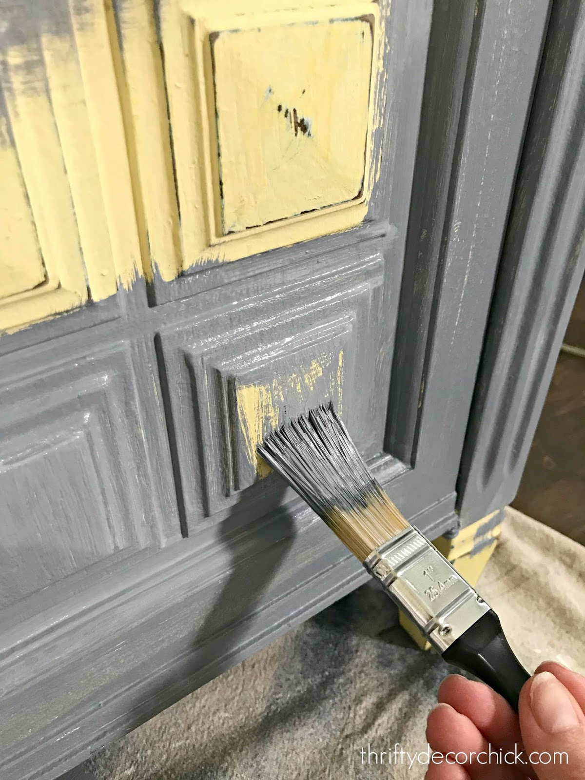How to paint without sanding