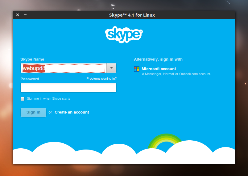 Fix Skype Not Working In Ubuntu 13 04 Raring Ringtail [For Users