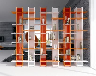 Modern Bookshelf Designs