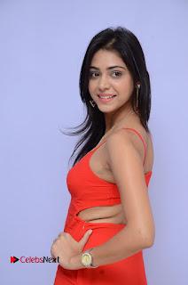 Actress Priyanka  Bharadwaj Pictures at Mister 420 Movie Logo Launch  0037