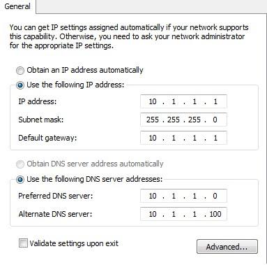 Πως συνδέουμε το PS3 με το PC μέσω LAN 1