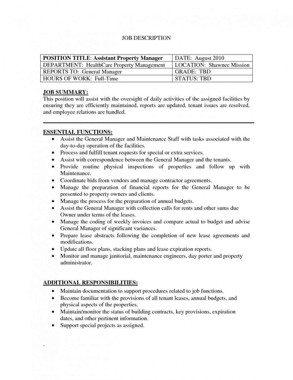 define resume for a job