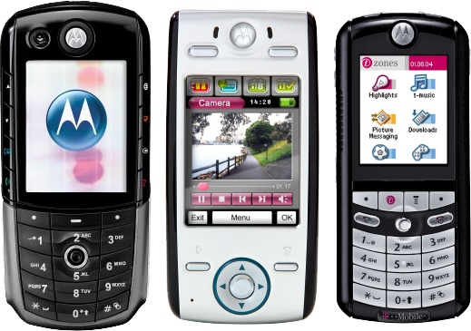 Retromobe - retro mobile phones and other gadgets: Motorola