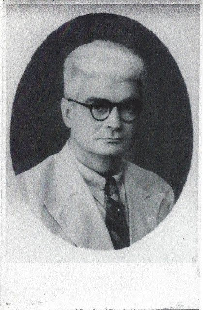 My grandfather, Albert Willem Straub, born Semarang, Java, died Tokyo, 1943
