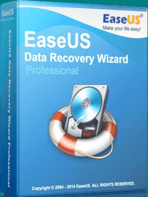 EASEUS Data Recovery Wizard box Imagen
