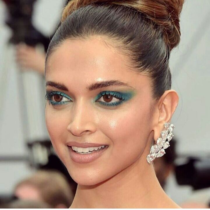 My OBSESSion: Deepika Padukone's Cannes 2017 Makeup look ...