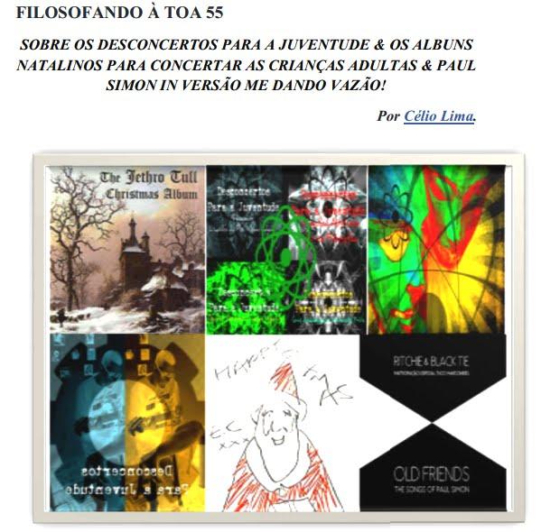 fd9d9f86df934 FILOSOFANDO À TOA 37 - 46   FILOSOFANDO À TOA por Célio Lima