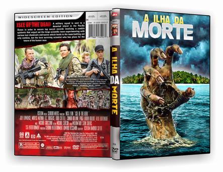 DVD – A Ilha Da Morte – ISO