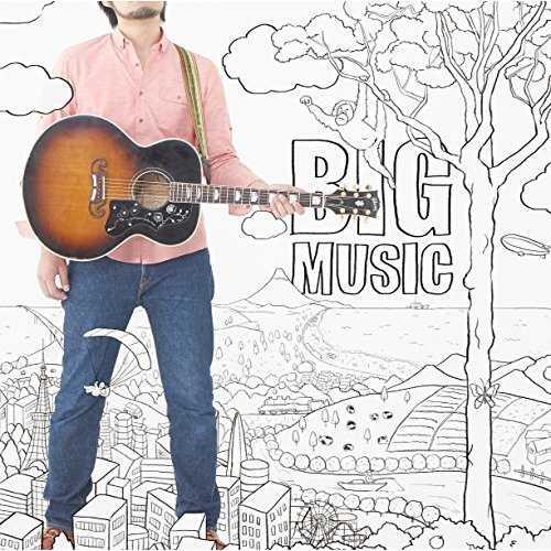 [Album] 浜端ヨウヘイ – BIG MUSIC (2015.06.03/MP3/RAR)