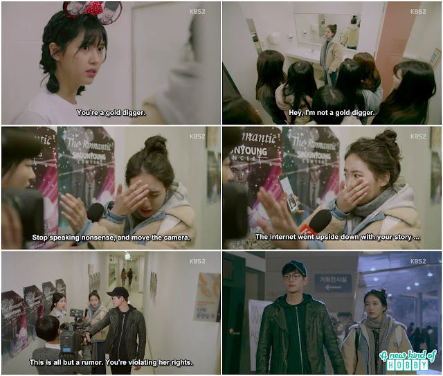 The Romantic Proposal - Uncontrollably Fond - Episode 5 Review - Korean drama 2016