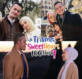 Drama Ti Amo Sweetheart 100 Hari