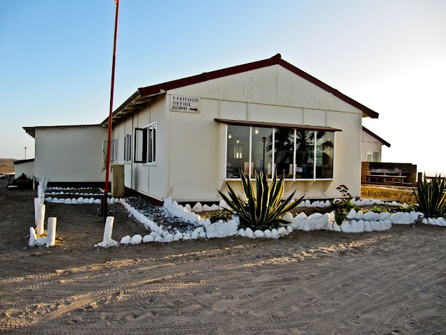 Terrace Bay Resort Skeleton Coast Park Namibia