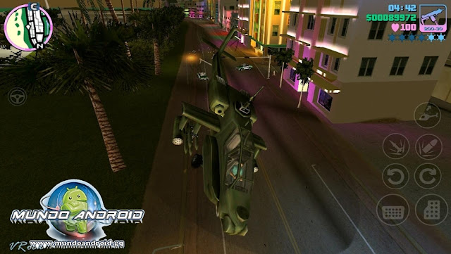 Jugabilidad de Grand Theft Auto: Vice City
