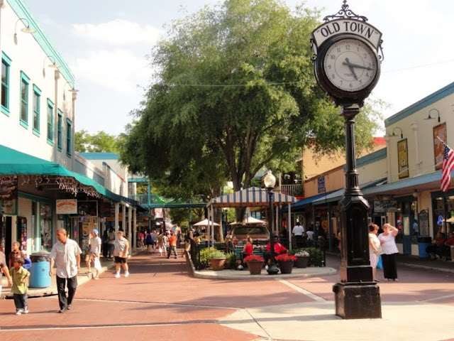Old Town em Kissimmee