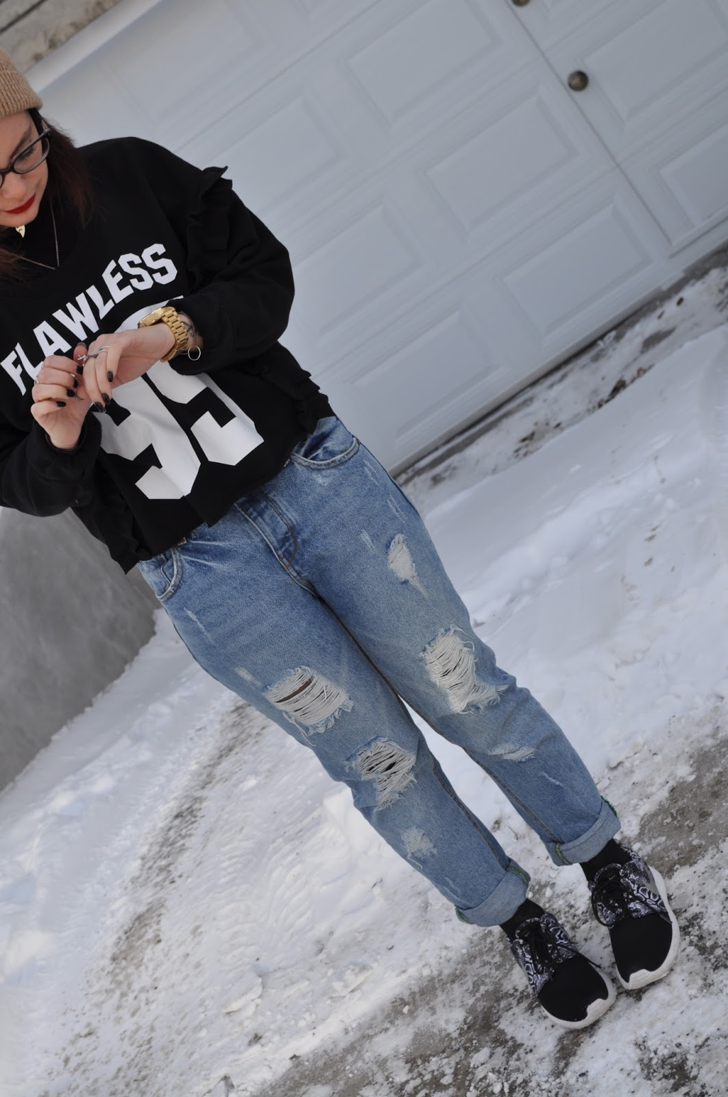Sweater Flawless forever21