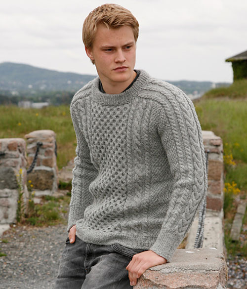 Dreams of Aran - Free Pattern