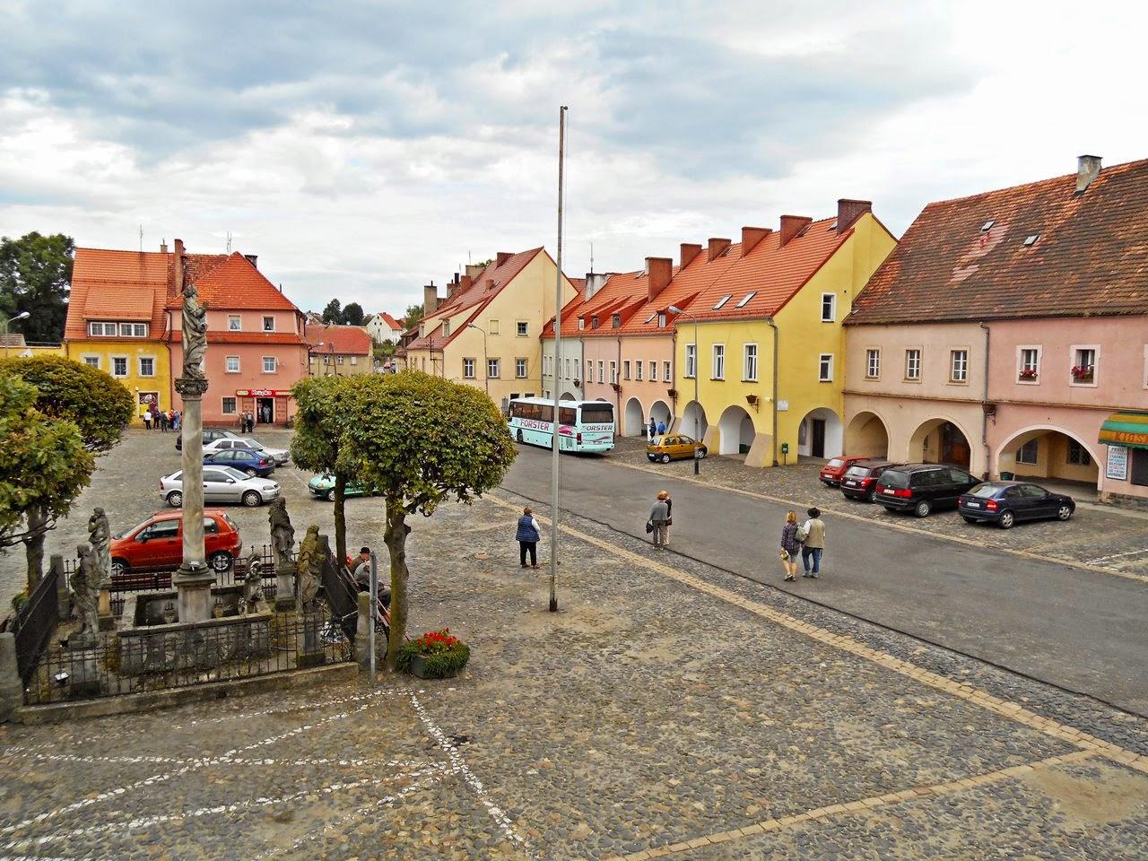 najmniejsze miasta Polski