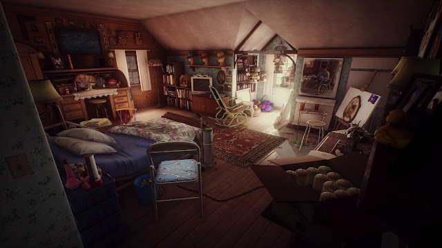 Narrative game review