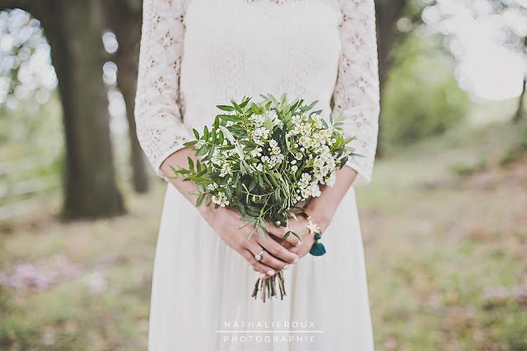 Lyon wedding florist, Bridesbouquet, french wedding florist, french wedding style