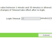 Mengatur Waktu Login Timeout Modem ZTE F660