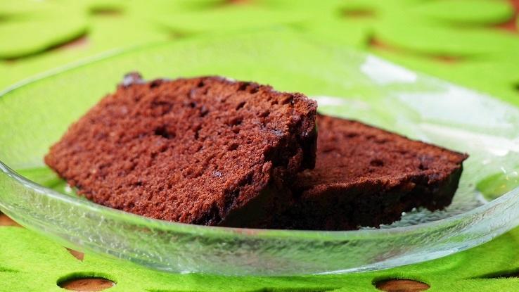 Najzwyklejszy murzynek z czekoladą