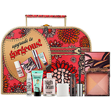 BENEFIT UPGRADE TO GORGEOUS SET