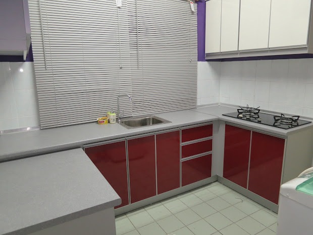 Masreena Cara Pengiraan Harga Kabinet Dapur Sediakan