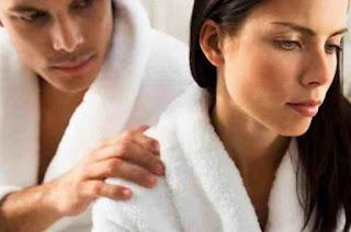 سبب بكاء الزوجة بعد ممارسة الجماع