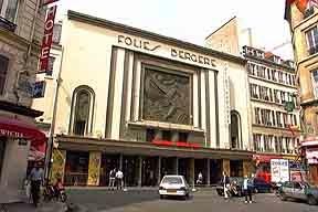 Folies Bergere Paris