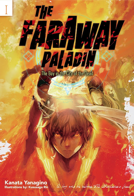 The Faraway Paladin Volume 1 Cover