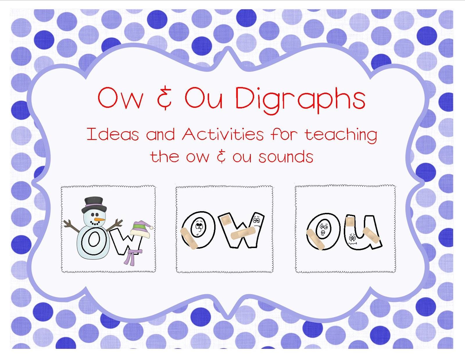 Digraphs Ou Images
